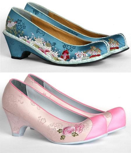 مدل کفش زنانه مجلسی کره korean shoes