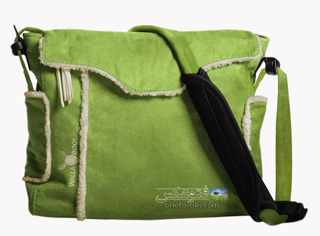 مدل کیف لوازم بچه light green baby bags