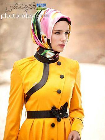 مدل مانتو زرد 2013 model manto zard