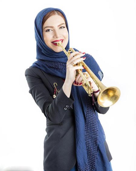 عکس متین ستوده بازیگر لیسانسه ها matin sotodeh trompet