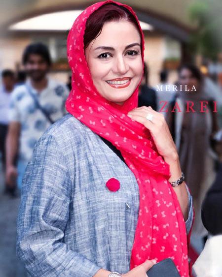مریلا زارعی جشنواره فیلم شهر merila zarei jashnvareh shahr