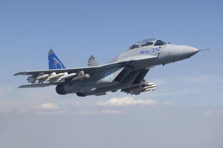 جنگنده چند منظوره میگ 35 mig 35 rusian