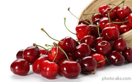 والپیپر میوه گیلاس miveh ghilas