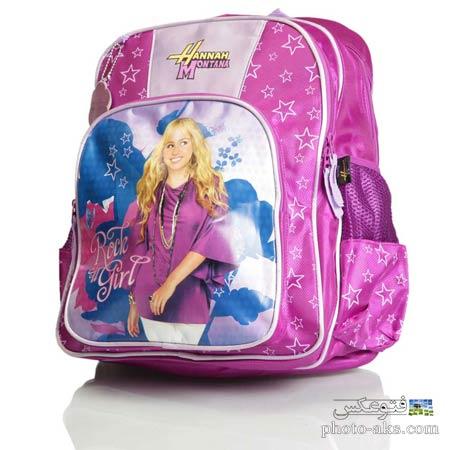 کیف مدرسه دخترانه خوشگل model kif madrase dokhtarane
