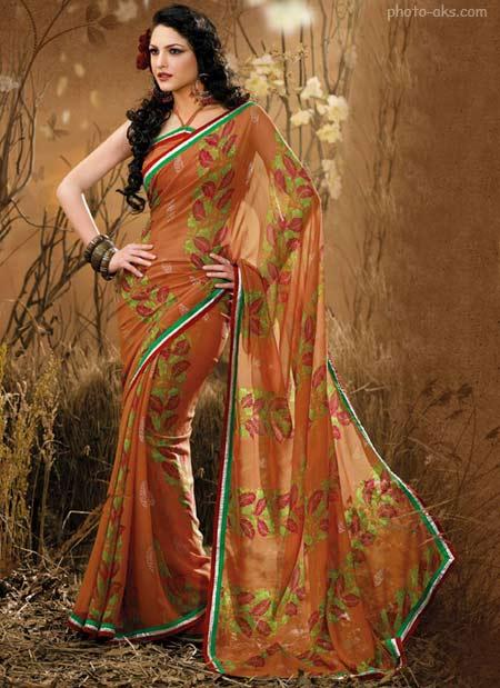 لباس مجلسی هندی 2015 model lebas hendi