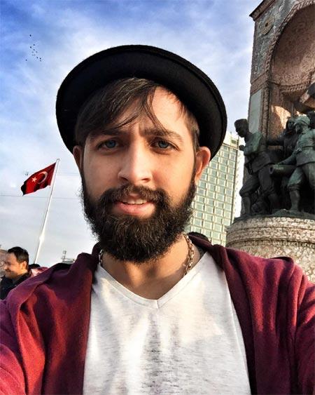 محسن افشانی در ترکیه mohsen afshani torkieh