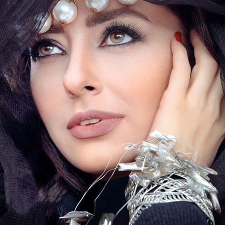 خوشگل ترین بازیگران زن نفیسه روشن aks nafiseh roshan bazigar