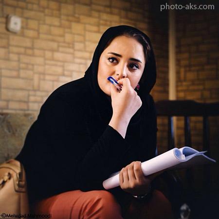 عکس شخصی نرگس محمدی narges mohamadi shakhsi