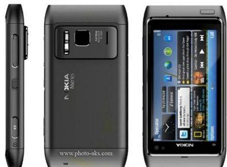 زاویه های مختلف گوشی نوکیا n8 nokia n8 view