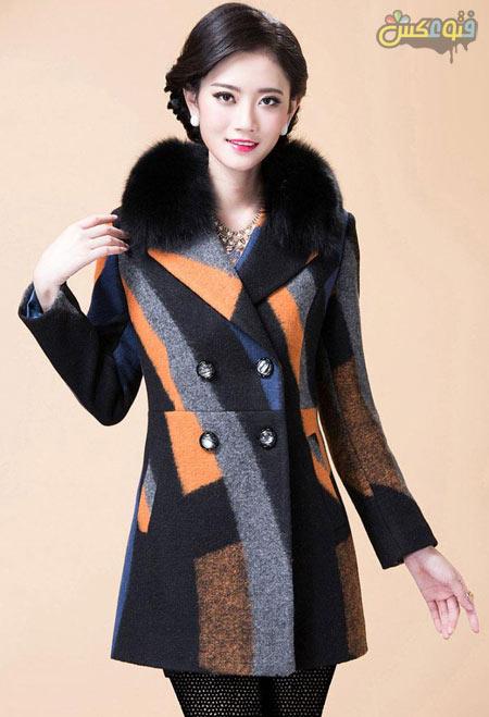 مدل پالتو فشن دخترانه 2015 palto dokhtarane fashion