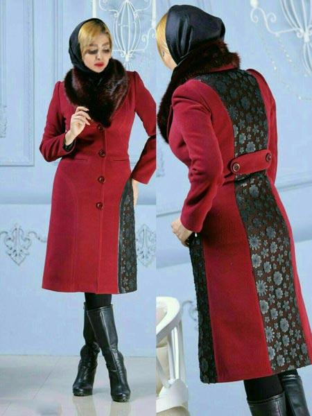 مدل پالتو زرشکی ایرانی زیبا model palto zereshki irani