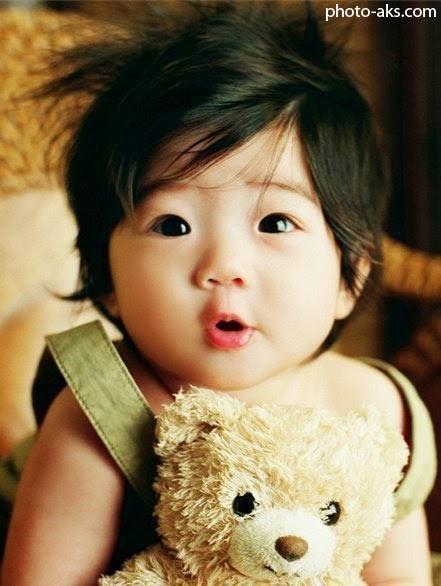 عکس پسر بچه کره ای pesar korei