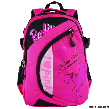 کوله پشتی اسپرت دخترانه sport girl pink bags