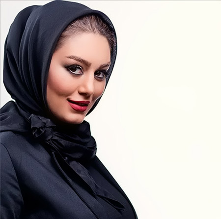 جذاب ترین عکس سحر قریشی sahar goreisih make up