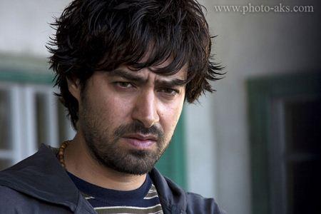 ژست شهاب حسینی در فیلم shahab hosseini