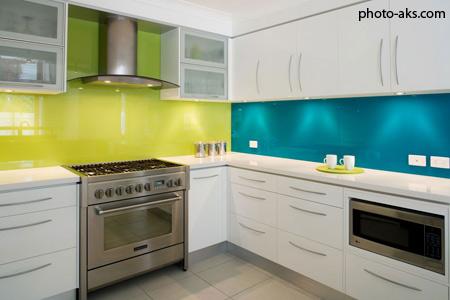 دکوراسیون آشپزخانه های کوچک simple small kicthen idea