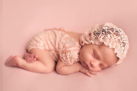 عکس خواب نوزاد sleeping baby cute