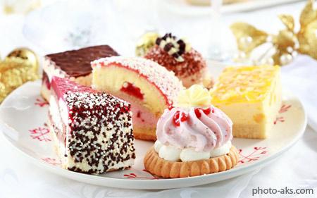 کیک های خوشمزه و لذیذ sweet cakes delicious