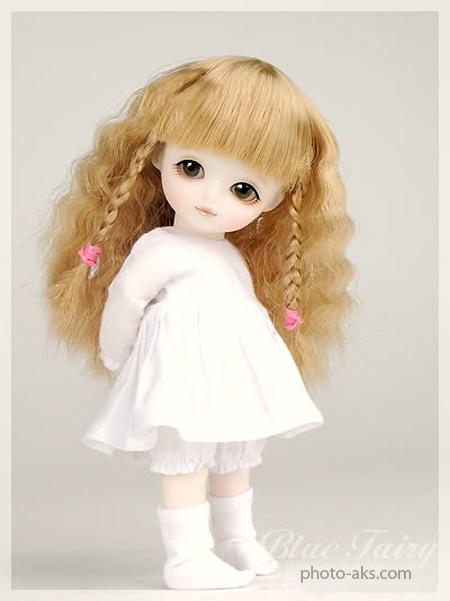 عروسک روسی بسیار ناز و زیبا arosak rosi naz
