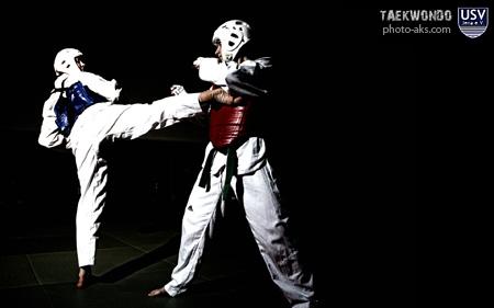 پوستر مبارزات تکواندو taekwandoo wallpapers