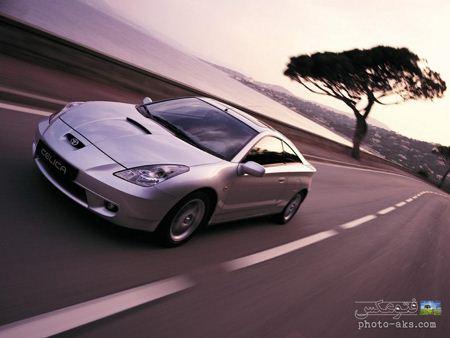 پوستر جدید ماشین تویوتا  toyota cars poster