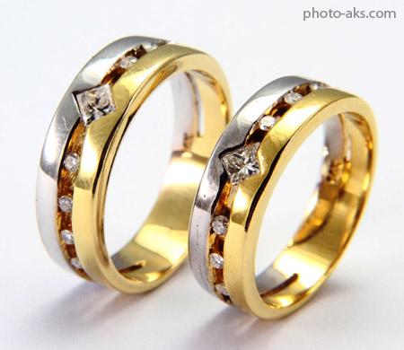 حلقه های نامزدی و ازدواج wedding rings