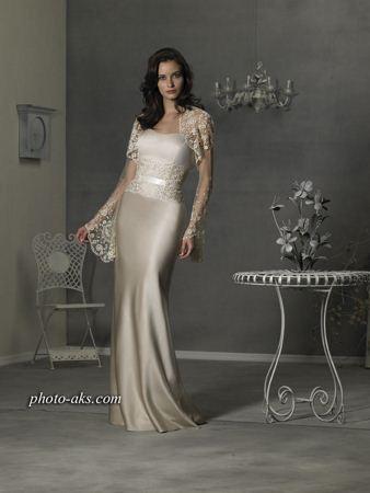 لباس مجلسی سفید براق woman dress beautiful