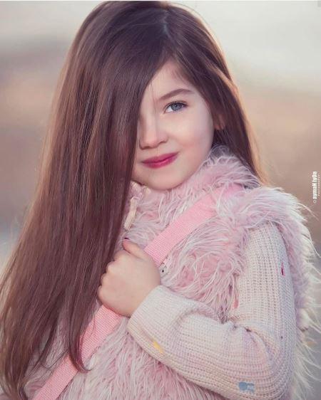 زیباترین دختر بچه خارجی zibatarin dokhtarbache