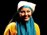 آناهیتا همتی در تئاتر