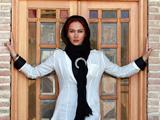 عکس آنا نعمتی در قزوین