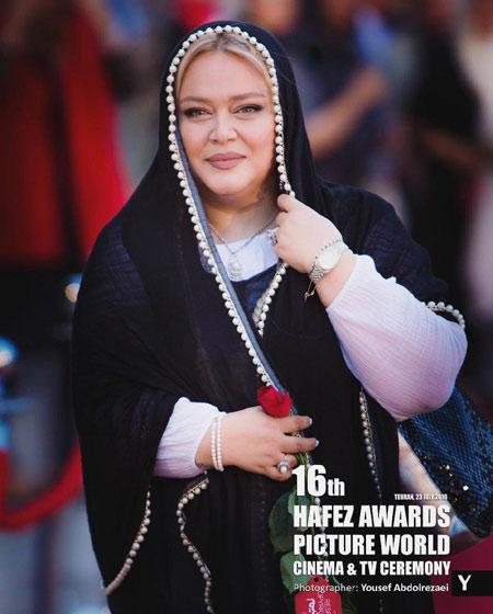 بهاره رهنما در جشن حافظ bahare rahnama jashn hafez