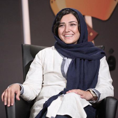 لبخند باران کوثری هنرپیشه زن labkhand baran kosari