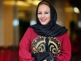 تیپ بهنوش بختیاری جشنواره فجر 35 ام