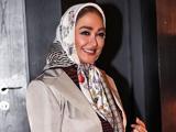 مدل مانتو بازیگر زن الهام حمیدی