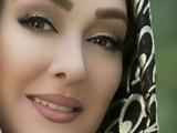 صورت زیبای الهام حمیدی بازیگر