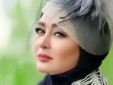 الهام حمیدی بازیگر زن زیبا