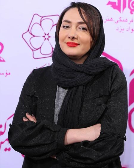 هانیه توسلی جشن فیلم یزد hanieh tavasoli yasdfilm