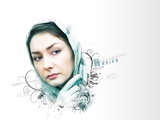پوستر بازیگران - هانیه توسلی