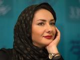 چهره هانیه توسلی جشنواره فجر
