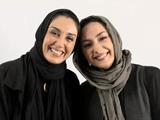 هانیه توسلی و هدیه تهرانی