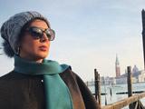 عکس لیلا بلوکات ونیز ایتالیا