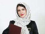 عکس زیبا لیلا حاتمی در جشنواره