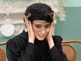 لیلا حاتمی در فیلم پله آخر