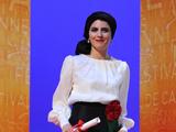 لیلا حاتمی در فستیوال کن 2012