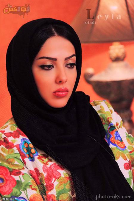 عکس جدید جذاب لیلا اوتادی bazigar zan leila otadi