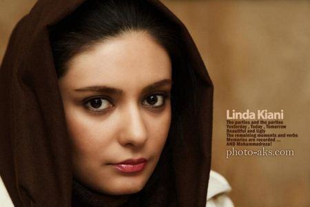 پوستر بسیار زیبای لیندا کیانی linda kiani