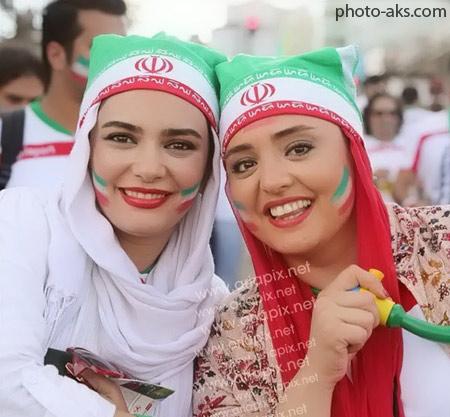 بازیگران در جام جهانی فوتبال 2014 bazigaran irani jame jahani
