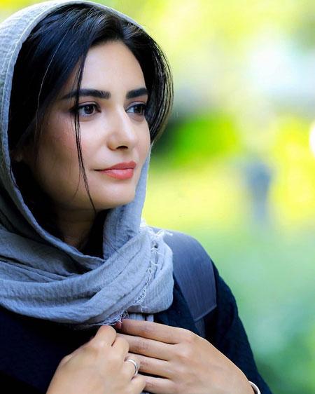 عکس دختر خوشگل ایرانی linda kiani beauty