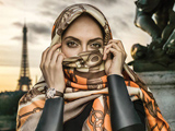 مهناز افشار در پاریس