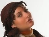 بازیگر زن ایرانی - افشار